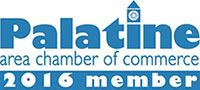 Palatine Area Chamber of Commerce 2016 Member